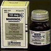 Marinol - What will my pill prescriber say if I ask him to