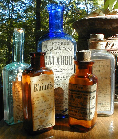 medicine bottles for sale