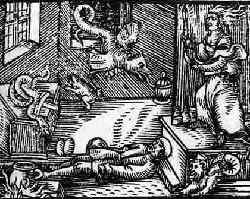 witchcraft protestantism and catholic church Was the church ultimately responsible for the horrors of the  [6] major figures  of protestantism spoke out strongly against the practice of witchcraft  to  catholic worship and sacramental and building churches on sites of.